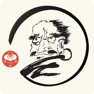 buddhismo mahāyāna Disegno giapponese