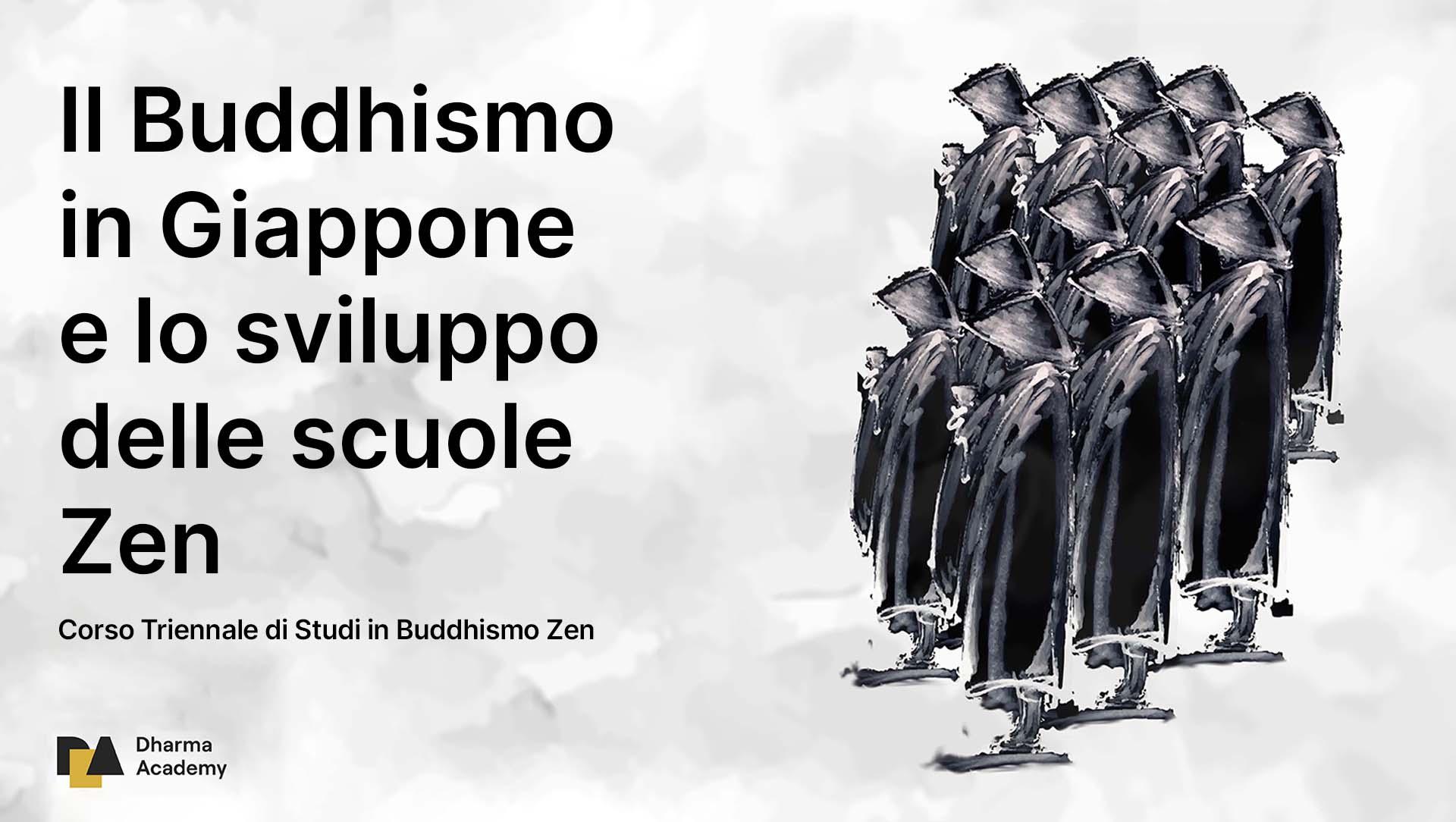 Buddhismo Zen e scuole in Giappone